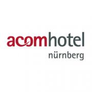 Logo vom acom Hotel Nürnberg